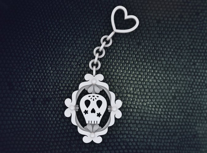 Super cute Sugar Skull