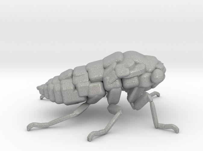 Have you ever seen an aluminum cicada!?