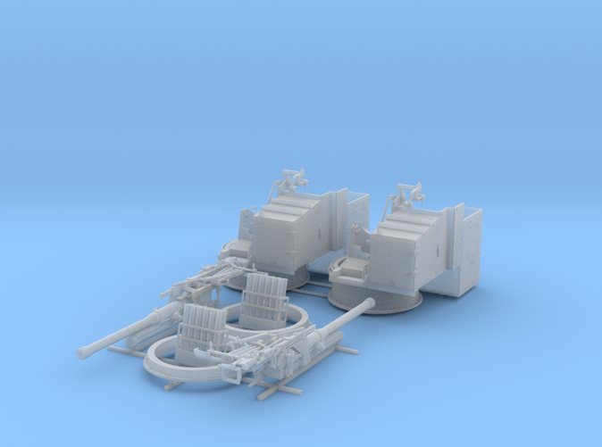 3D render showing product detail