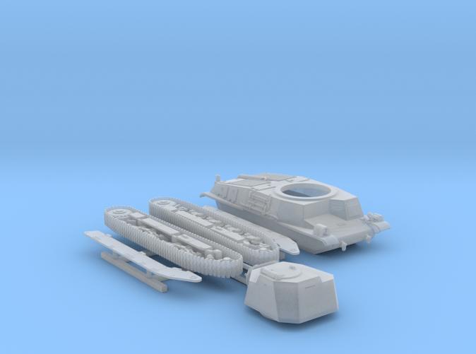 1/160 SARL 42 Tank (FCM 3 Man Turret 47mm SA37 Gun)