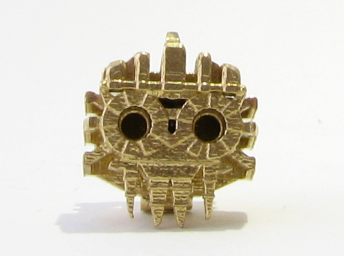 Tlaloc Face on