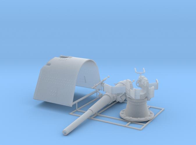 1/35 SMS Emden 10.5cm/40 SK L/40 Shielded Gun x1