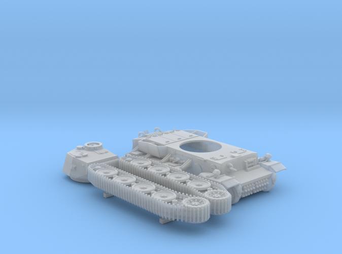 1/144 Pz.Kpfw VI VK36.01 (H) 10.5cm L/28 Tank