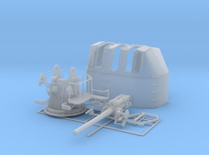 "1/56 RN 4"" MKV P Class Gun (A or Y Mount) x1"