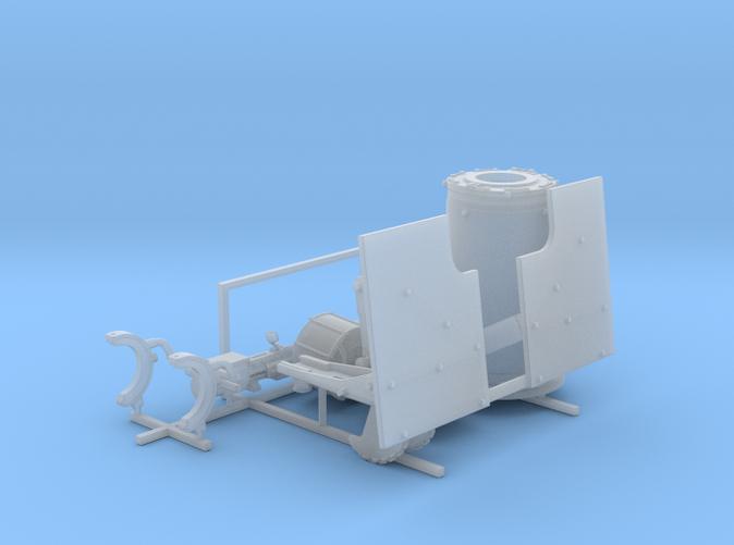 1/18 Royal Navy 20mm Oerlikon MKVIIA x1