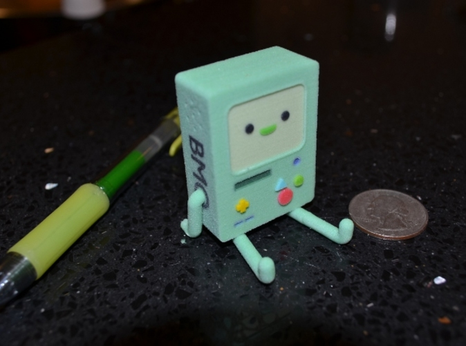 BMO just hanging out.
