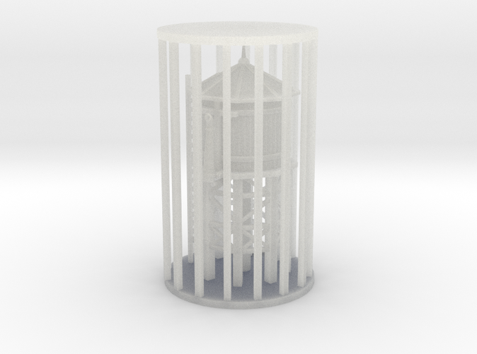 Water Tower Z scale