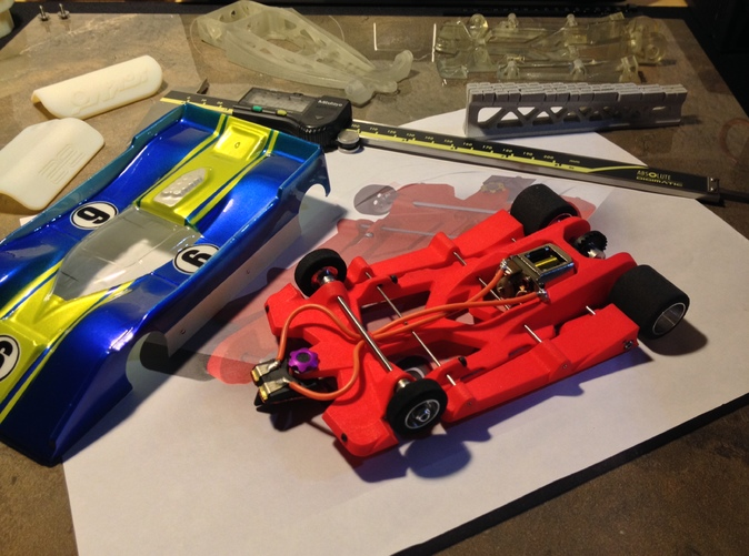 Assembled Prototype