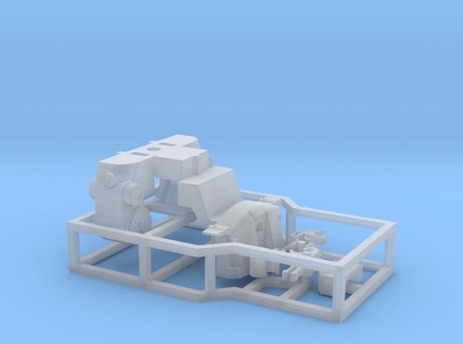 N Scale Cast Pilot Kit for Minitrix K4