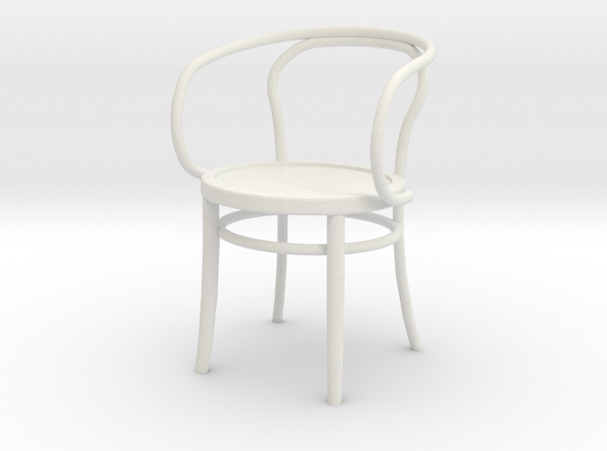 1:24 Thonet Arm Chair (Not Full Size)