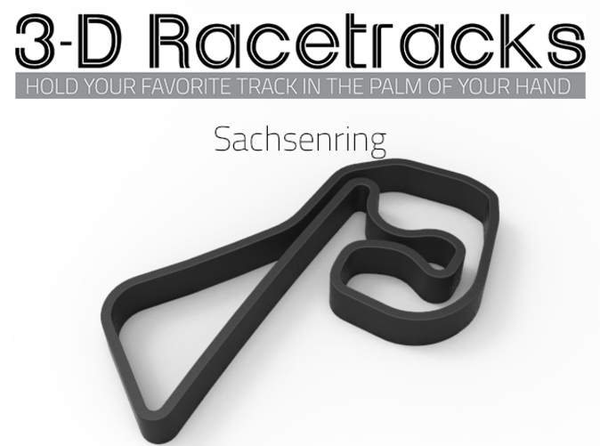Track with no run off areas