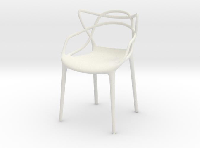 Kartell Masters Chair Miniature