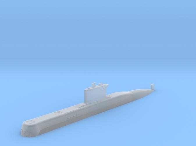 1/700 Type 209 - 1200 class submarine (Waterline)