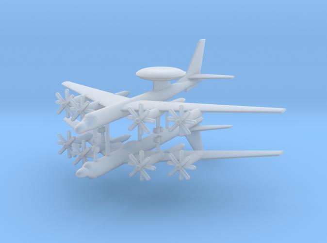 1/700 TU-95RT & TU-126 AEW&C Aircraft (x2)
