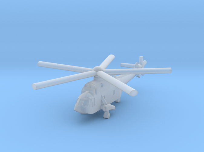 1/285 Westland Sea King AEW.2