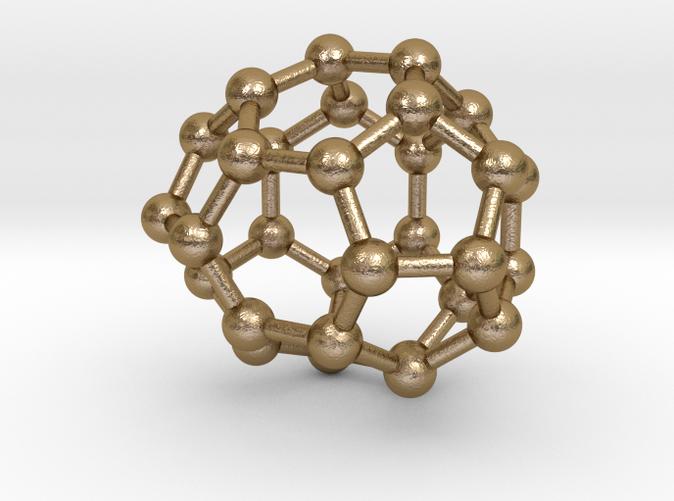Polished Gold Steel