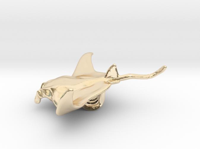 Manta ray pendant by ©2012-2014 RareBreed