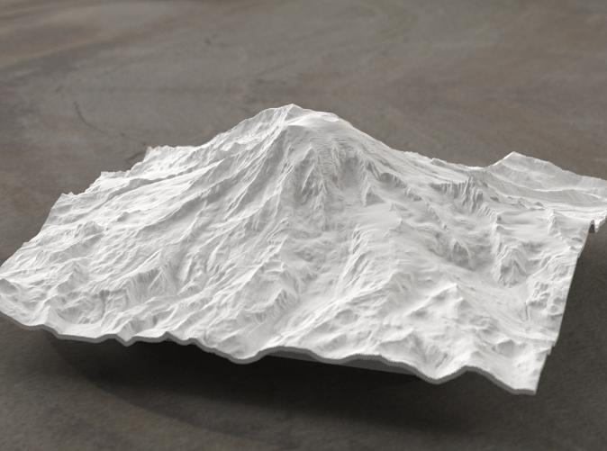 Radiance rendering