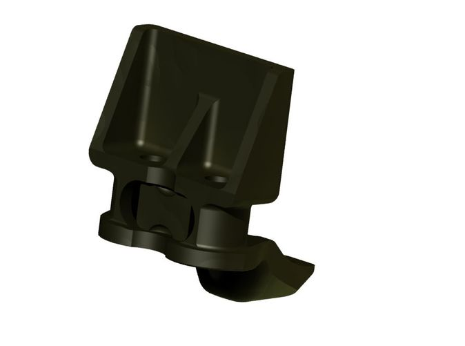 Rendered image of 3D CAD model