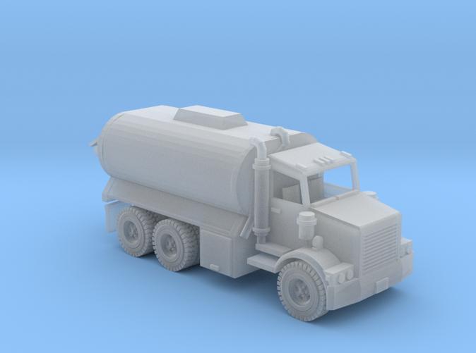 Semi Truck KW Z scale