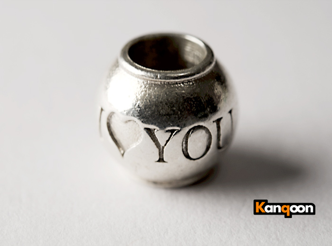 Polished Silver printed