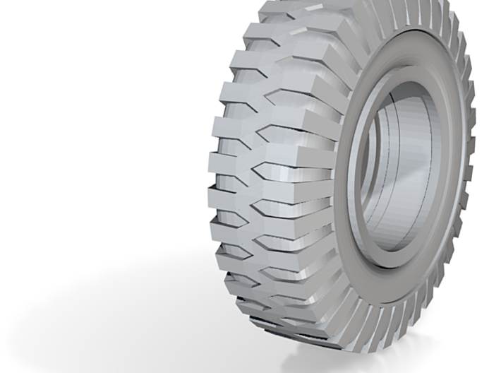 ACCO TIre Spare 1 35 3d printed
