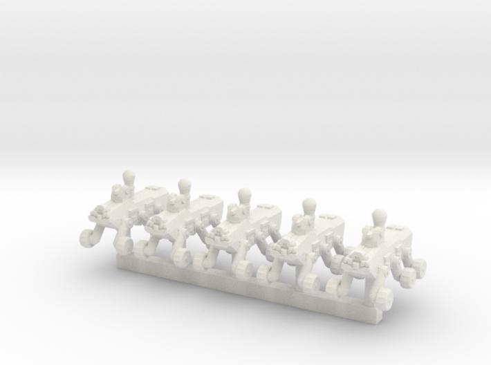 1/300 XAV x5 3d printed