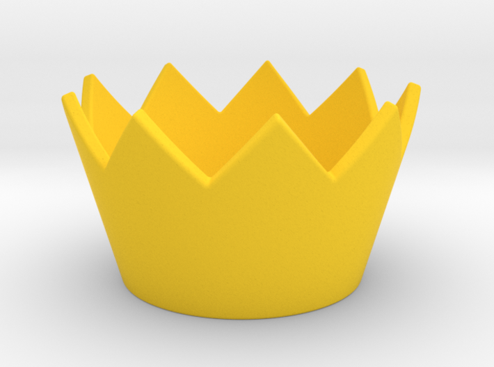 Fairly Odd Parents Crown 3d printed