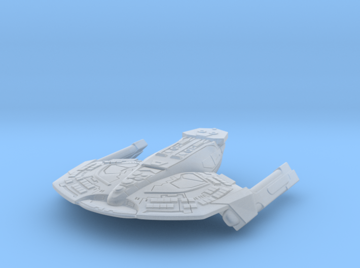 SF Light Frigate 1:5000 3d printed