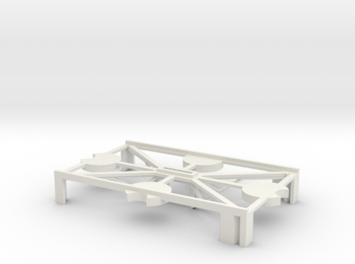 (Armada) 1x Medium Stand 3d printed
