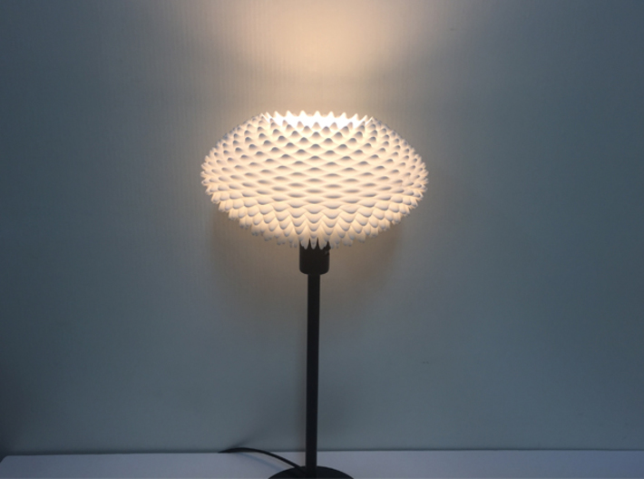 Table Lamp_STL No.1 3d printed Add a caption...