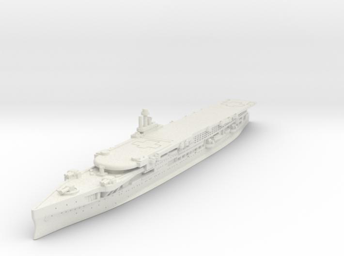 1/1800 HMS Furious CV (1944) 3d printed