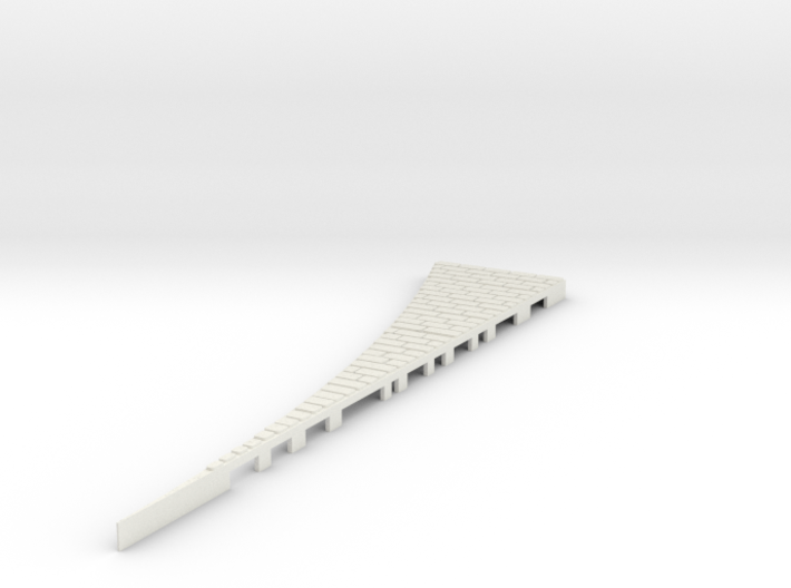 P-165st-left-outside-wedge-1a 3d printed