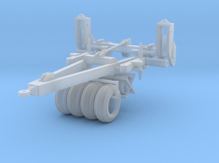 1/64 Ripper Caddie (S Scale) 3d printed