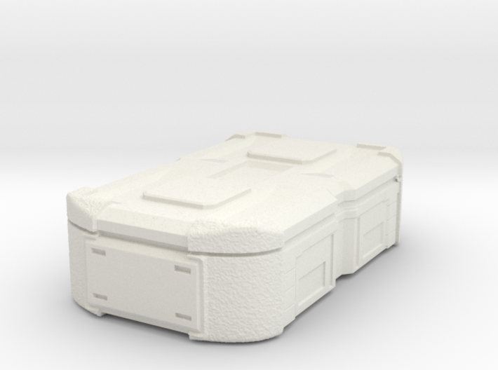 1:20 Cargobox1 3d printed