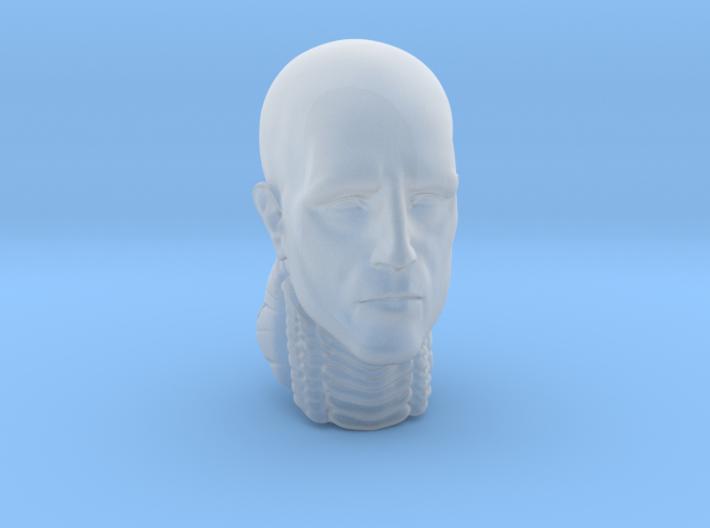 Head engineer 3d printed