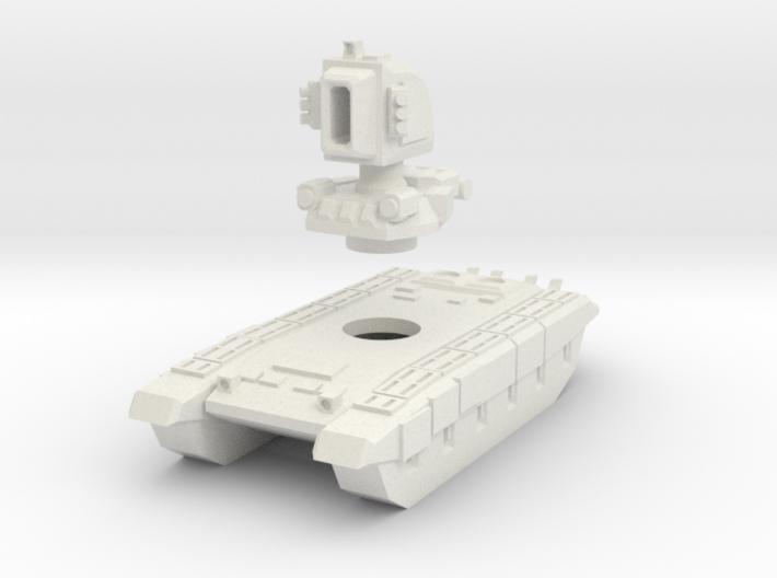 MG144-SV006 T-150AL Fext Beam Grav Tank 3d printed