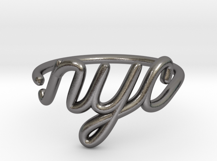 NYC Wire Ring (Adjustable) 3d printed