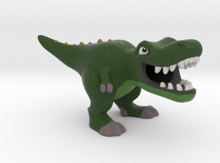 T. Rex Figure 3d printed
