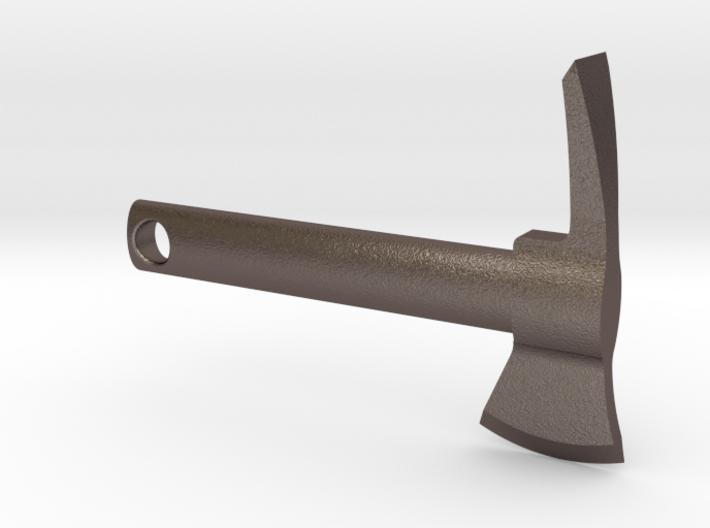 Pulaski Keychain 3d printed