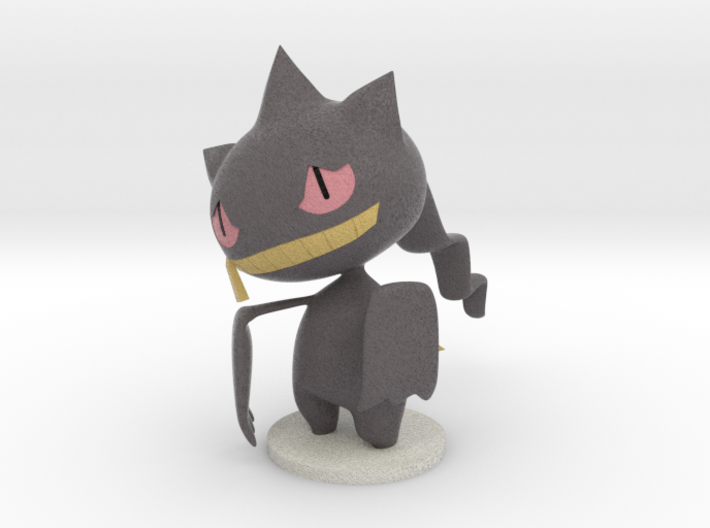 Banette 3d printed