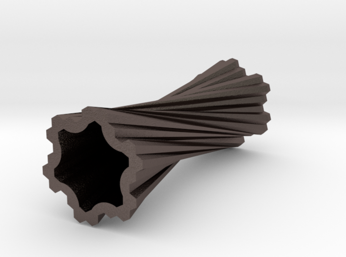 Flower Vause 3d printed