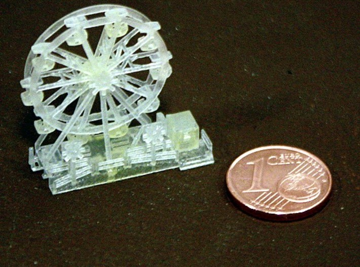 Funlight Riesenrad - Super Mini 3d printed