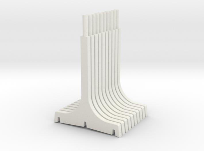 WUS Single Pylon 3d printed