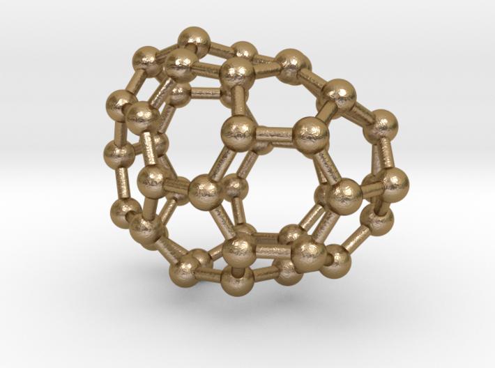 0243 Fullerene C42-22 cs 3d printed