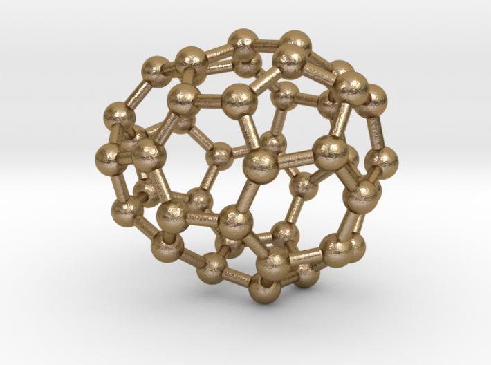 0245 Fullerene C42-24 c1 3d printed