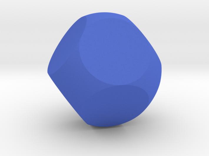Blank D8 Sphere Dice 3d printed