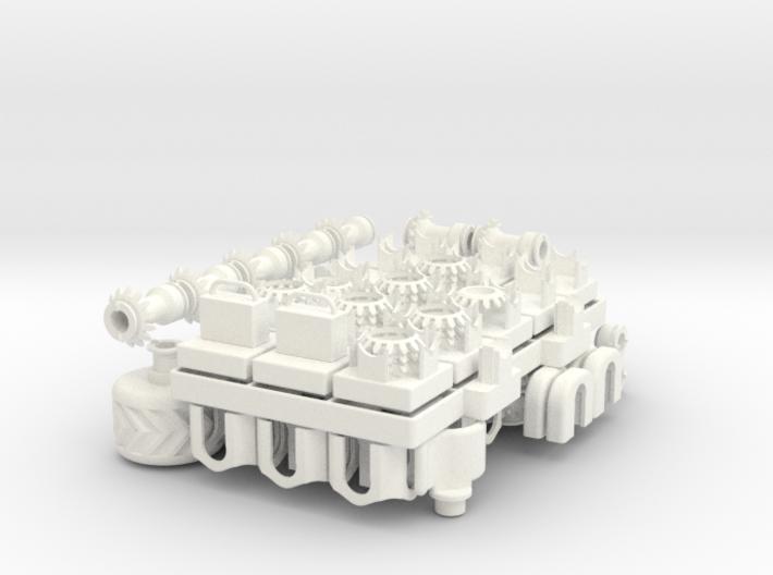 Mechanic Maze 3d printed