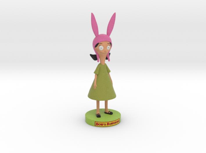 Louise Belcher (Bobs Burgers) 3d printed
