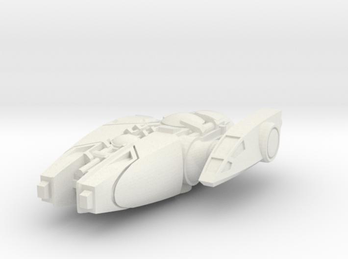 Skimmer 3d printed